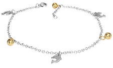 Stainless Steel Dolphin Anklet 500