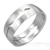 Stainless Steel Shark Ring