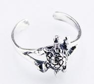 Sterling Silver Tortoise Toe Ring PP 500