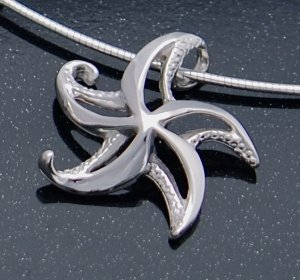 925 silver sea life jewelry
