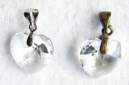 tarnished rhodium plating