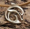 Bronze Pendant Dolphin Necklace