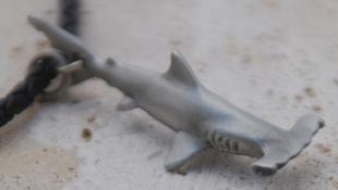 Hammerhead Shark Necklace R41