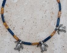 Sea Turtles Necklace RN05