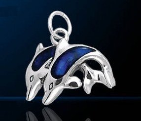sterling silver dolphin jewelry