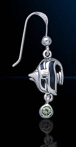 sterling silver fish jewelry