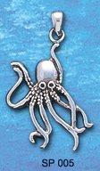 octopus pendant SP 005